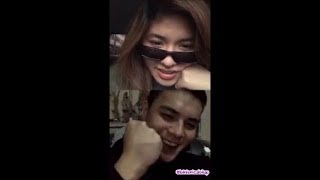 IG Live Loisa Andalio with Ronnie Alonte (LOINIE)