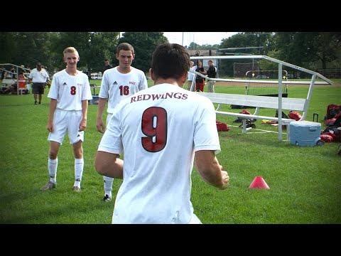 Waubonsie Valley vs. Benet Academy, Boys Soccer // 09.08.16