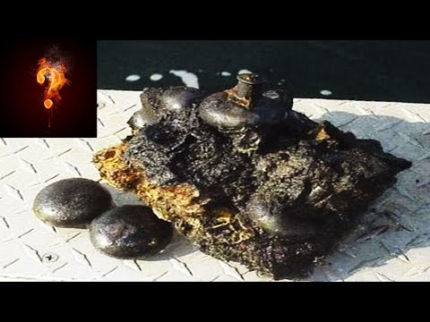 "300 Million Yr-Old ""Door-knobs"" Found In Coal?"