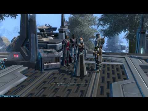SWTOR: Bounty Hunter, Mercenary - Walkthrough Part 139 - Pre-Emptive Strike