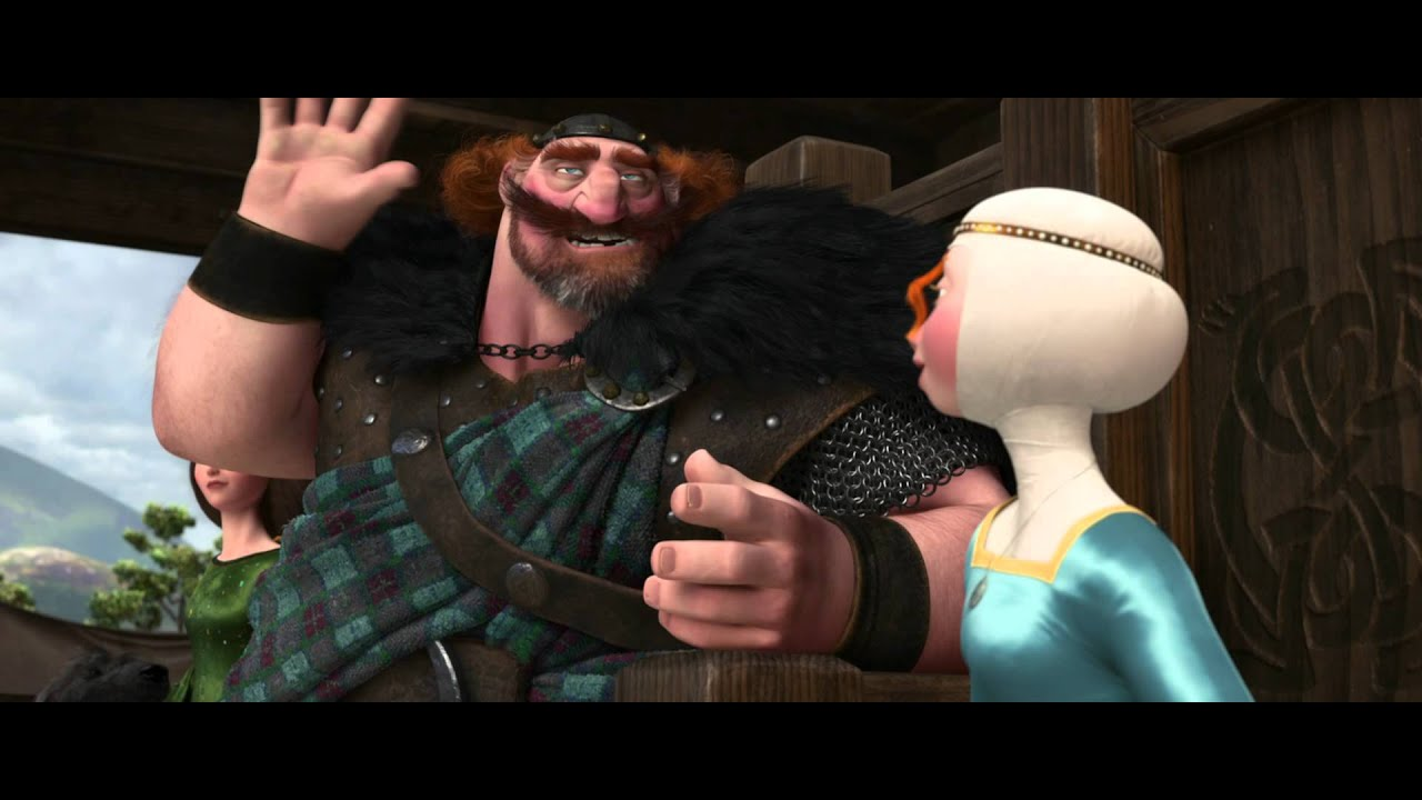 MERIDA - LEGENDE DER HIGHLANDS - Offizieller Trailer 2