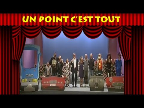 THEATRE - UN POINT C'EST TOUT - Laurent Baffie