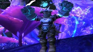 How to get the HIDDEN Windwalker Artifact Skin - The Stormfist - Hulk Gloves!