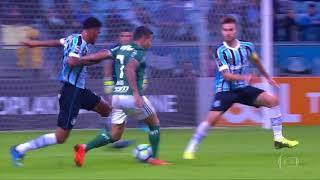 Grêmio 0 x 2 Palmeiras (Globo 60fps) Melhores Momentos - Brasileirão 06/06/2018