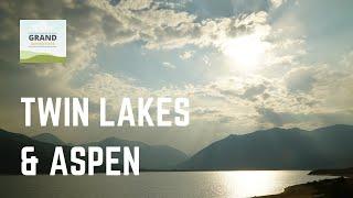 Ep. 60: Twin Lakes & Aspen | Colorado RV camping travel