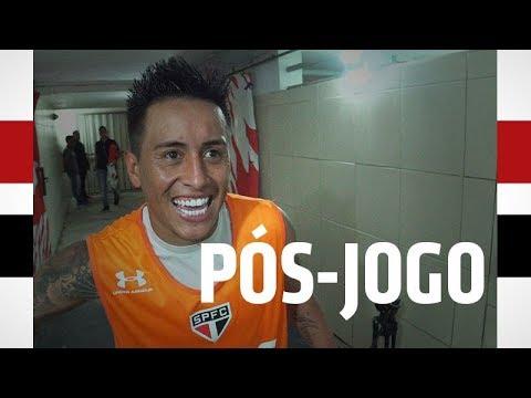 PÓS-JOGO: CSA 0 x 2 SÃO PAULO | SPFCTV