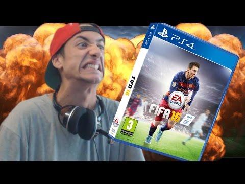 ZODA SCUREGGIA SU FIFA 16 !!!
