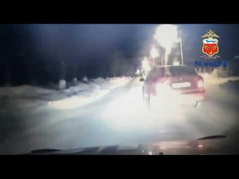 В Ясном задержана пьяная леди за рулем автомобиля