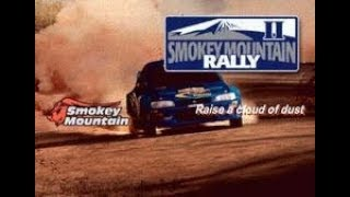 Gran Turismo 3 A-Spec Rally Event, Smokey Mountain Rally ll Part 7/10 🏁