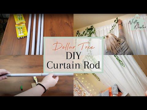 dollar tree diy curtain rods dorm room diy curtain rods dollar tree diy dorm decor
