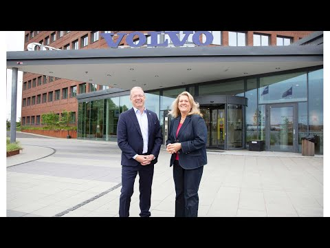Volvo Group Supply Chain Quarterly Webcast Q2 2021
