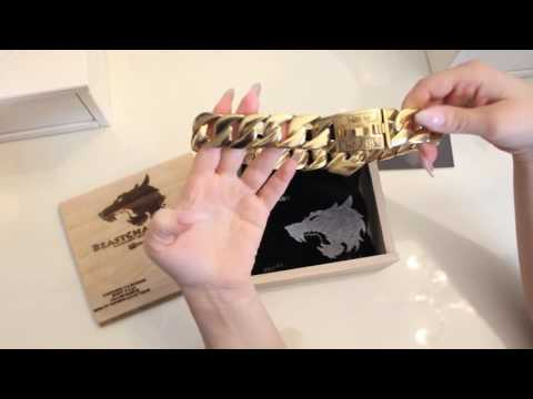 BeastChains® Luxury Dog Collar Unboxing