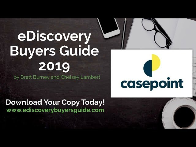 Casepoint Interview with David Carns