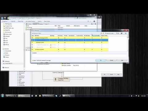 SOLIDWORKS PDM   Set Revision Simple Data Migration