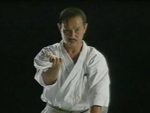 Masahiko Tanaka sensei   Enpi