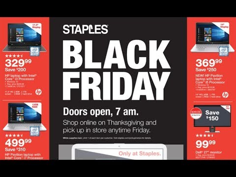 This May Be The BEST Retail Store For Black Friday 2017! (+Good Monitor Deal Now)