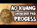 Ao Kuang Shoulder Pad Process