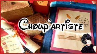 Choup'artiste - Non je ne pleure pas du tout ... T_T