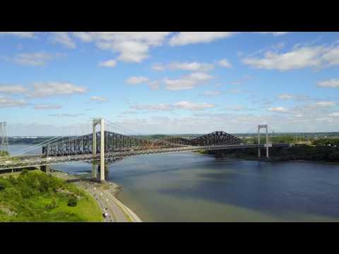DJI Mavic Pro/ Pont Pierre Laporte/ Pont de Québec