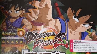 A FIRST Look At GT Goku In Dragonball FighterZ!   Scan Discussion
