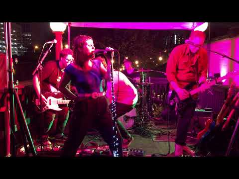 Pink Awful Live at SXSW 2019 Unofficial Rooftop Showcase