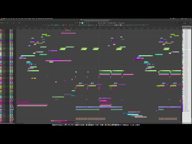 Influx (Sound Design For Music-Remake)