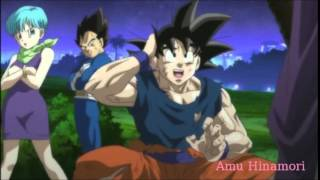momento final de (dragon ball z la batalla de los dioses)