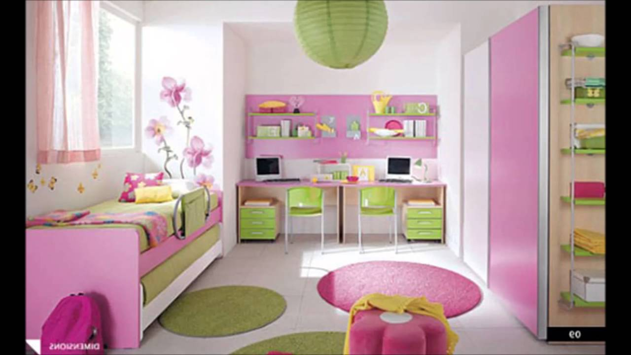 Kids Study Room Designs Ideas By Pbteen Interior Design - YouTube