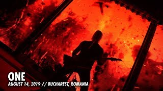 Metallica: One (Bucharest, Romania - August 14, 2019)