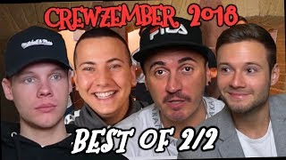 Best of Crewzember 2018 (Teil 2/2)