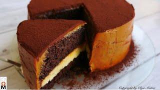 Шоколадный Торт МУЛАТКА Очень ВКУСНЫЙ И ПРОПИТАННЫЙ Chocolate CAKE Mulatto