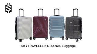 SKYTRAVELLER G-Series Luggage
