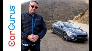 2018 Ford Fusion | CarGurus Test Drive Review