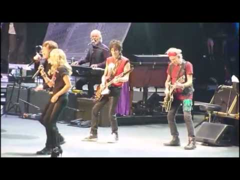 The Rolling Stones with Carrie Underwood - It