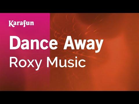 Karaoke Dance Away - Roxy Music *