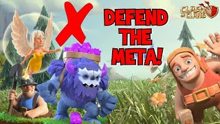 Tips for Defending the Attack Meta in Clash of Clans! (Miners, Yetis, etc.)
