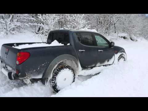 Bf goodrich t/a KO2 mitsubishi snow performance