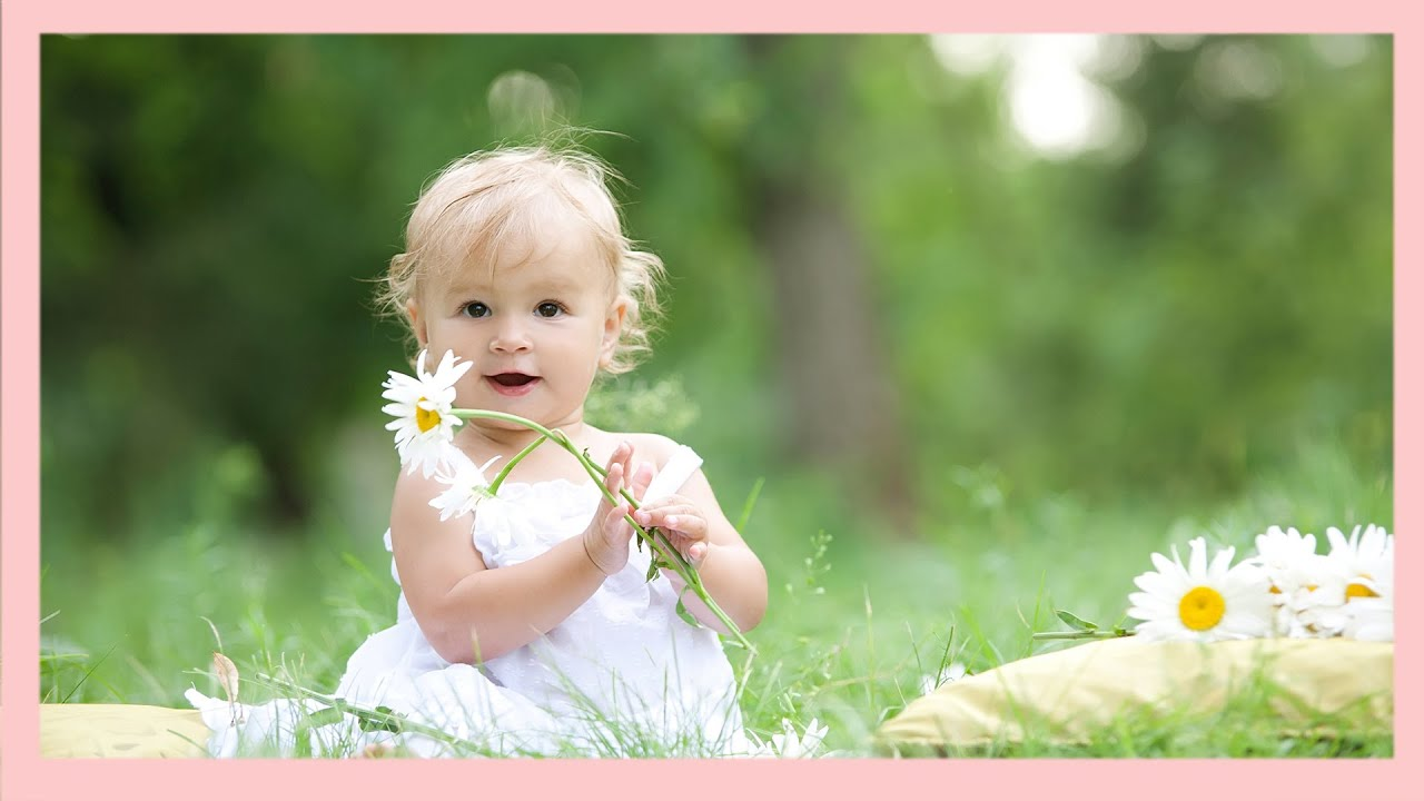 Beautiful Cute in the Field! 😊 - Hilarious Baby - Adorable Moments