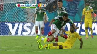 Mexico vs Camerun ST Brasil 2014 Full HD