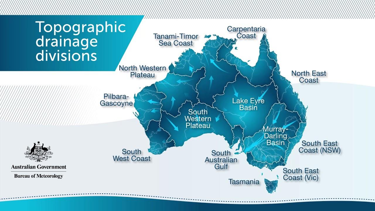 lake eyre map australia Queensland Floods The Water Journey To Kati Thanda Lake Eyre lake eyre map australia
