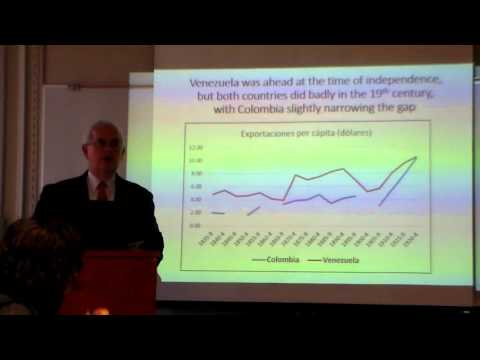 Moving in Opposite Directions: Economic and Political Trends in Colombia and Venezuela