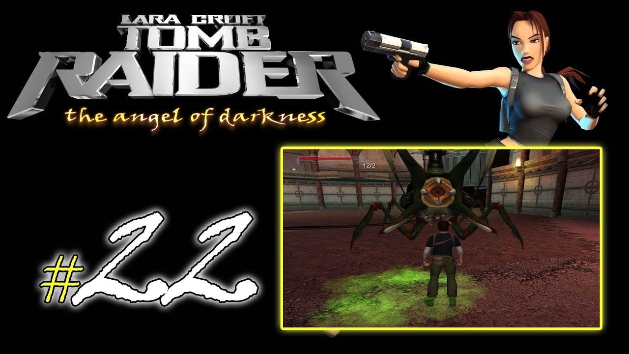 "Let's Play: Tomb Raider VI: AoD odc. 22 – ""Lux Veritatis i starcie z Boaz"""