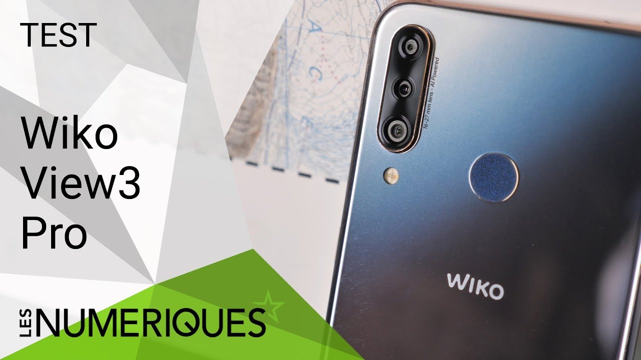 Wiko View3 Pro On L A Testé Youtube