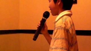 I tried singing『again』. ヒロ 小学4年男子です^^大好きなYUIちゃ...