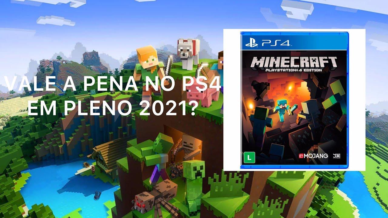MINECRAFT NO PS12 AINDA VALE A PENA EM 12/12? - YouTube