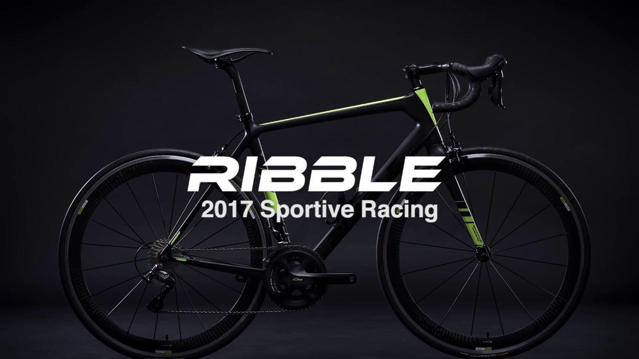 594851e94ec NEW Ribble Sportive Racing Green Carbon Sportive Bike 2017 - YouTube