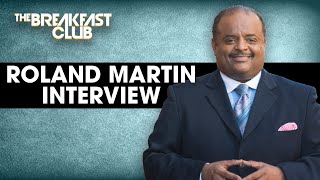 "Roland Martin On Presidential Debates, Trump's ""Opportunity Zones"",  Supreme Court Power + More"