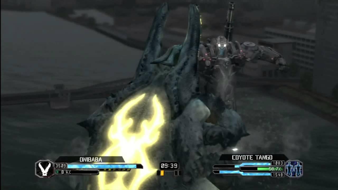 Pacific Rim Onibaba DLC Gameplay - YouTube Pacific Rim Coyote Tango Vs Onibaba