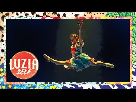 LUZIAself - Russian Swing Artist - Episode 9   by Cirque du Soleil