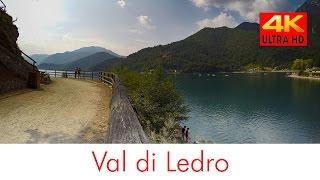 Lago di Ledro 4k Valle di Ledro